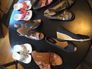 Fantastic Summer Shoes - Womens Size 11