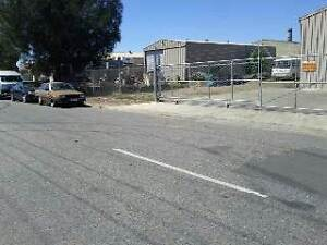 Warehouse with land for lease Wingfield Port Adelaide Area Preview