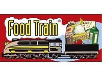 Food Train EXTRA Volunteer - Help at home