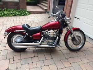 2009 Honda Shadow Spirit C2