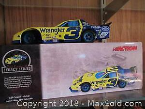 Dale Earnhardt Action Car A
