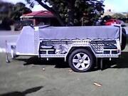 Camper trailer OZ Trail Semi off road 2014 Kewdale Belmont Area Preview