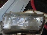 FIAT DUCATO JUMPER BOXER HEADLIGHT