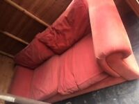 Large sofa and two armchairs for sale