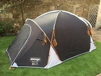 Vango Sigma 300+ Tent 3 / 4 Person Waterproof Black 2 Porch Festival Camping Collection Only
