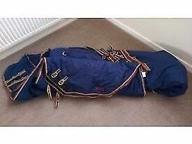 """Icon 6ft 9"""" turnout horse rug."""
