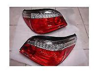 bmw e60 5 series lci rear lights for sale