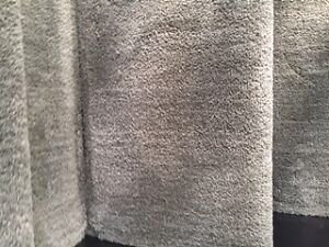 High End Very Plush Pile Carpet - Grey