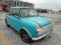 ROVER MINI COOPER 1300 MANUAL MODERN INVESTABLE CLASSIC IN SURF BLUE