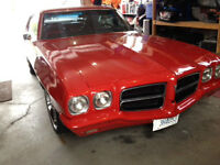 1971 LeMans/GTO Bumpers