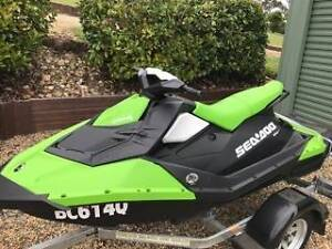 2016 SEA-DOO SPARK 3UP HO FOR SALE- AMAZING PRICE!! Ocean View Pine Rivers Area Preview