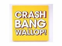 Logistics: Crash Bang Wallop *CD* (ORIGINAL)