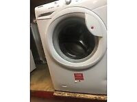 9KG WHITE HOOVER WASHING MACHINE