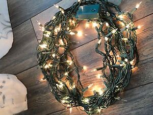 EXTRA long string lights for Christmas,Wedings or B-day party