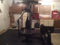 MOVING - MUST SELL GYM EQUIPMENT