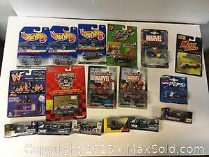 Mixed Lot Of New Diecast Cars