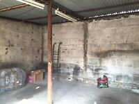 Double garage available to rent in central Temple Fortune.. Suitable for two cars £400pq
