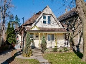 Beautiful house in highly desired area in SOHO