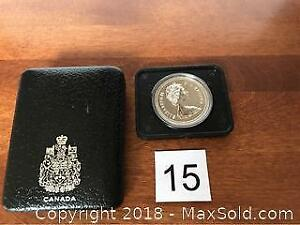 1975 Canadian Royal Canadian Mint Coin