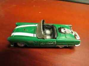 56 Ford Thunderbird T-Bird Elvis Presley  1/64 Scale Remov