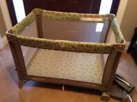 Graco pack n play playyard / playpen for sale