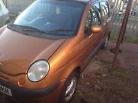 Daewoo matiz | Car Replacet Parts for Sale - Gumtree