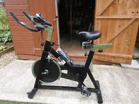Spinning bike - Great condition.