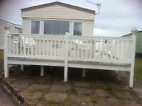 4 bedroom caravan to let in trecco bay porthcawl
