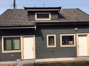 Laneway House with 2Bdr & 2 full Bath, for rent, Sept1st,2018.