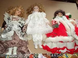 Collectible Dolls B