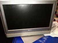 Portable Toshiba TV