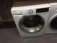 WHITE 13KG HOOVER TOUCH CONTROL WASHING MACHINE