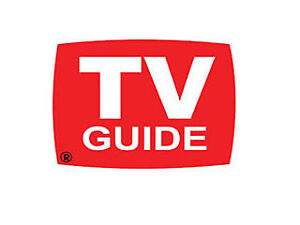 TV Guide Collection for Sale