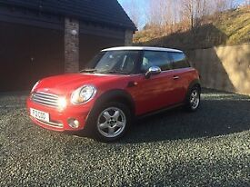 Rare Mini Cooper 3dr Hatchback 2007, low mileage, automatic, sunroof