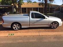 2006 Ford Falcon BFII XR6 Magnet Ute Karratha Roebourne Area Preview
