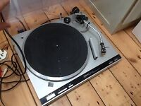 Technics turntable/record player