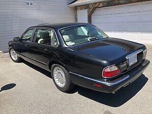 2001 Jaguar Vanden Plas