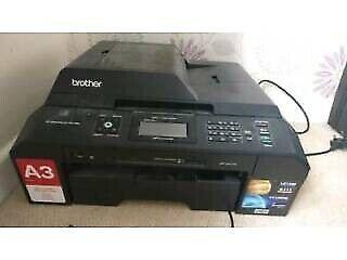 Brother MFC-J5910DW - A3 Printer / Scanner for sale  Ringwood, Hampshire