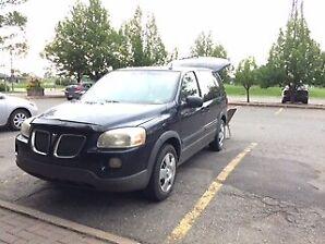 Pontiac Montana 2007 SV6