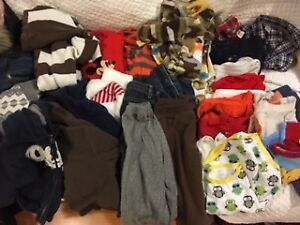 Massive Baby Boy lot - 6 to 12mths excellent cond - price drop
