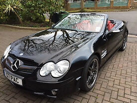 Mercedes-Benz SL Class 6.0 SL65 AMG 2dr - 2 Owners, 44K Miles, Full Mercedes ...
