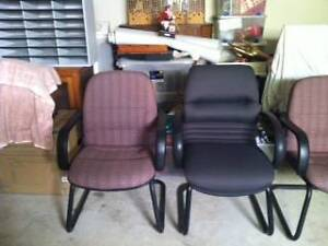 4 Times office Chairs as Brand New Greenwith Tea Tree Gully Area Preview