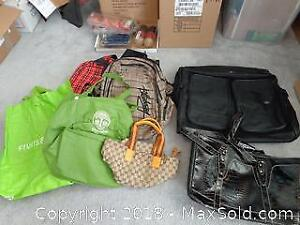 Family lot of bags