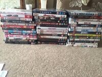 Selection of 41 DVD's for Sale - Great condition