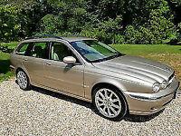 2004 Jaguar X-TYPE 3.0 V6 Automatic SE Estate