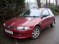 Proton Satria 1.5 Lux Sport 3dr genuine low mileage cheap