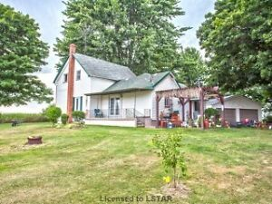Between Chatham and London - 1.84 Acre Property FOR SALE London Ontario image 1