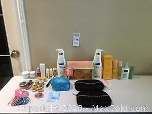 Beauty and Body Care Lot including Mary Kay & Decleor Paris