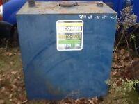 Waste Oil Tank Steel 543 ltr ,Engine oil