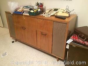 MCM Stereo Cabinet C